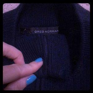 Greg Norman   Men's Pullover Sweater